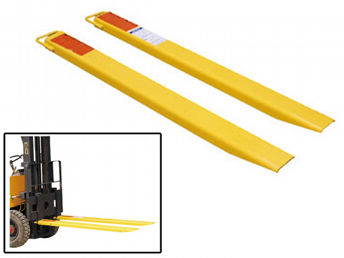 Fork Extensions ( Fork Lift Extenders / Sleeves / Attachments )